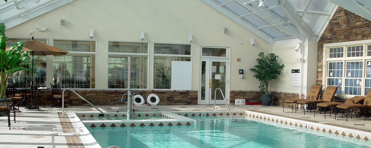 Omega Pool Structures Indoor & Outdoor Commercial and ...