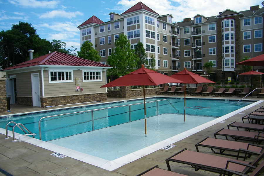 Outdoor Pool Wading Area Lyndhurst New Jersey Commercial ...