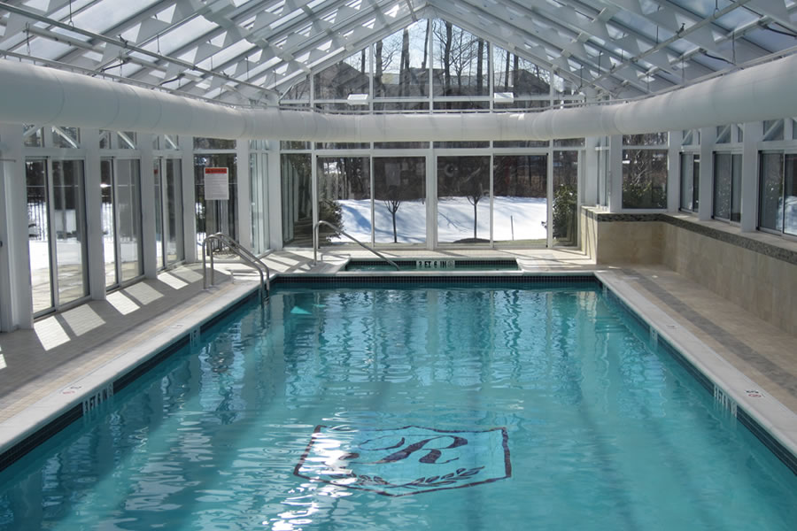 regency at yardley pennsylvania commercial pool design by omega pool structures inc