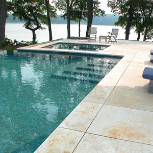 Residential Pools Portfolio of Omega Pool Structures, Inc Pool ...