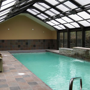 residential indoor pool residential pools portfolio of omega pool structures inc pool design engineering consulting 7951